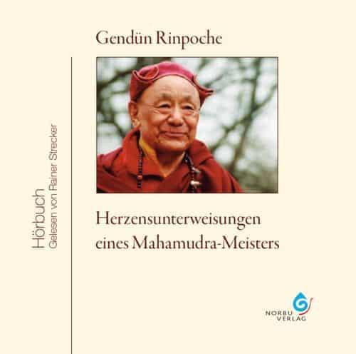 Cover Gendün Rinpoche Hörbuch